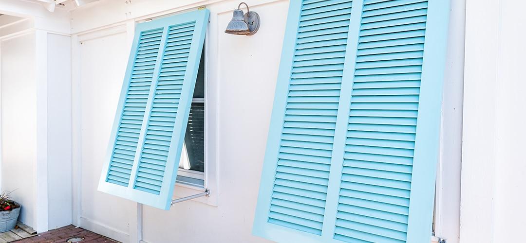 Bahama Hurricane Shutters for Window Protection