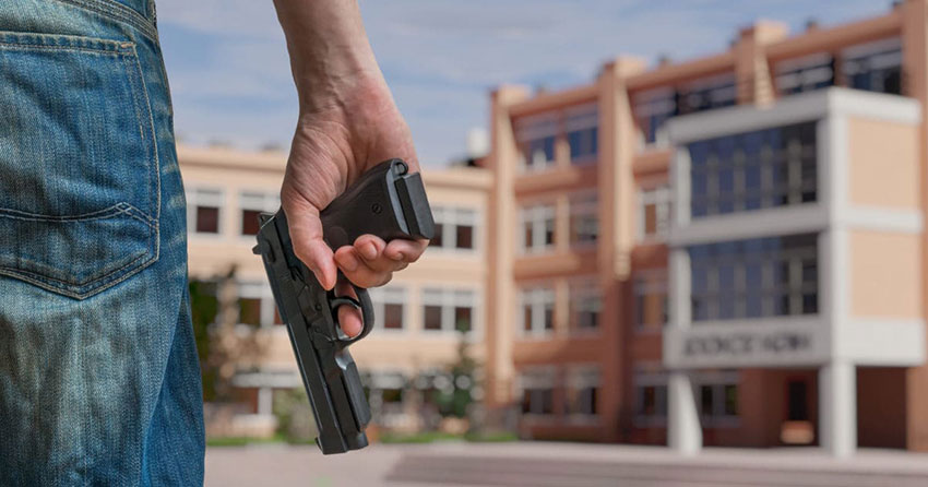 active shooter protocol for schools