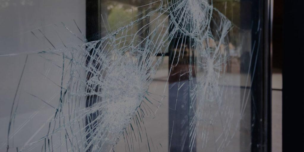 Exterior Window Security Film